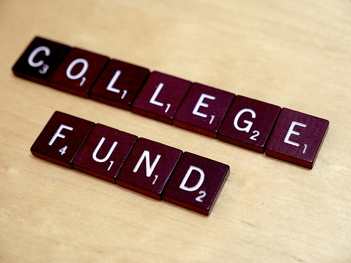 Donate to the College Fund!