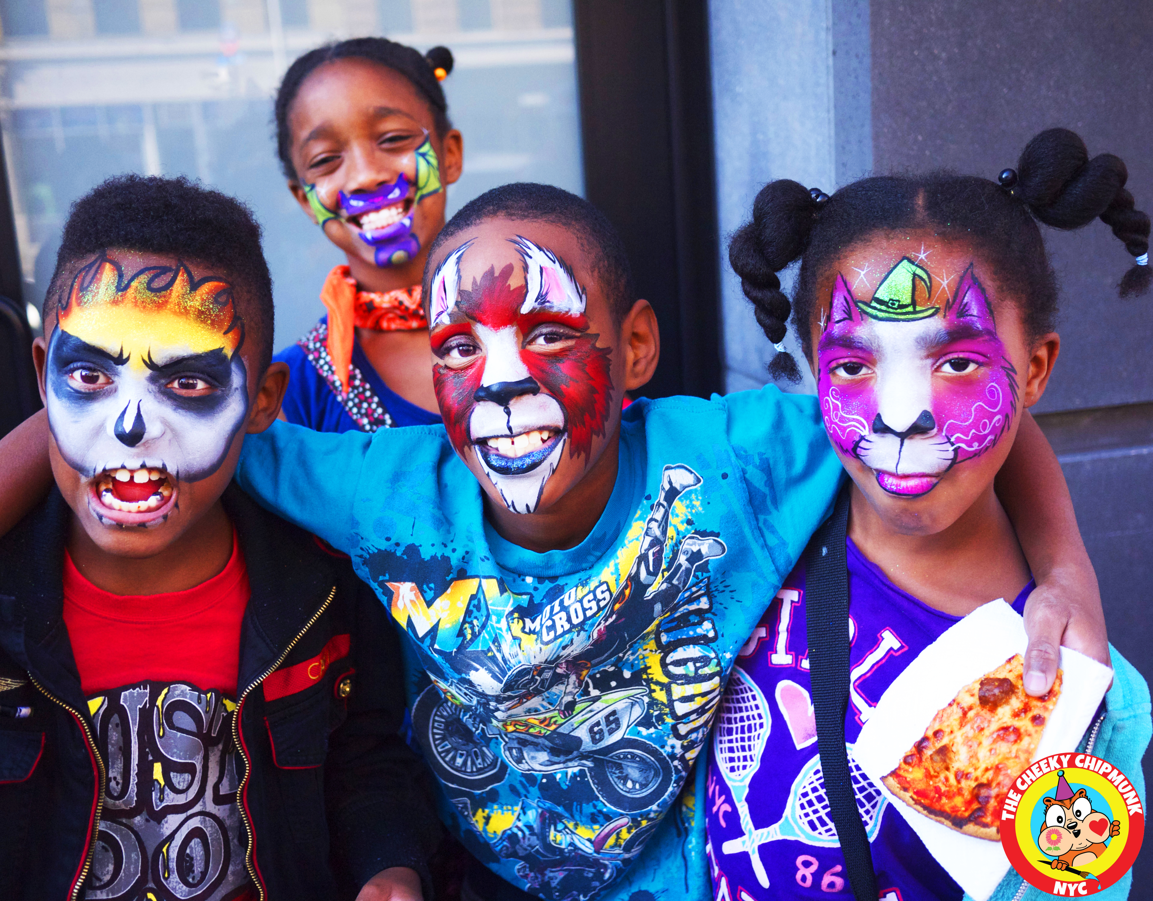 10 things a professional facepainter wants you to know