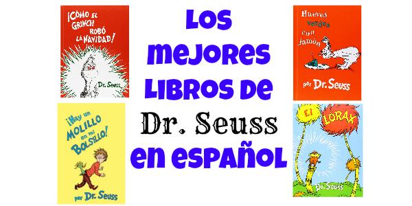 Libros De Dr. Seuss En Español