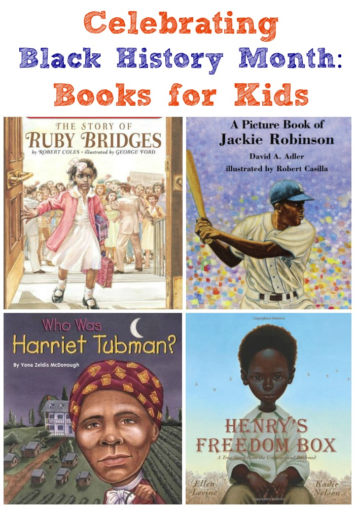 Black History Month: Books for Kids